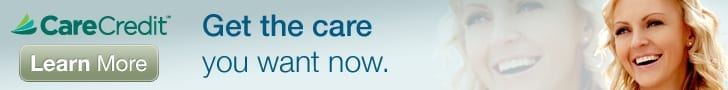 Care Credit. Get the care you want now. Learn More